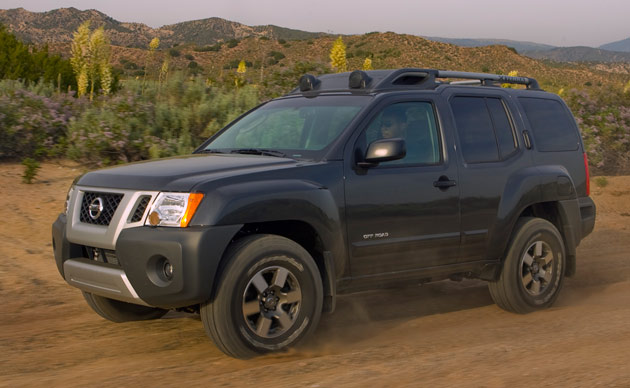 Nissan Xterra